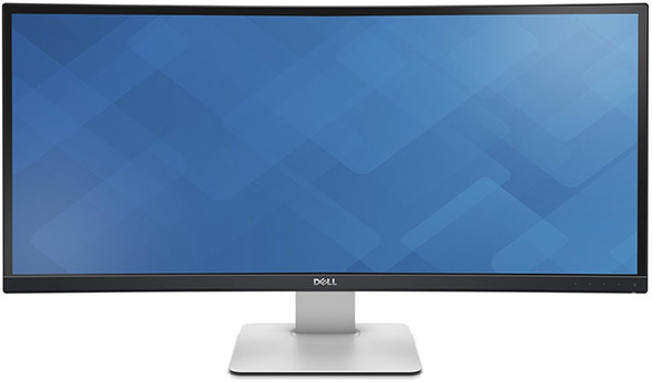 Dell U3415W Curved 34-inch Monitor