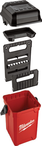 Milwaukee 13-inch Work Box Dividers and Trays