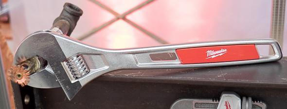 Milwaukee Large Adjustable Wrench
