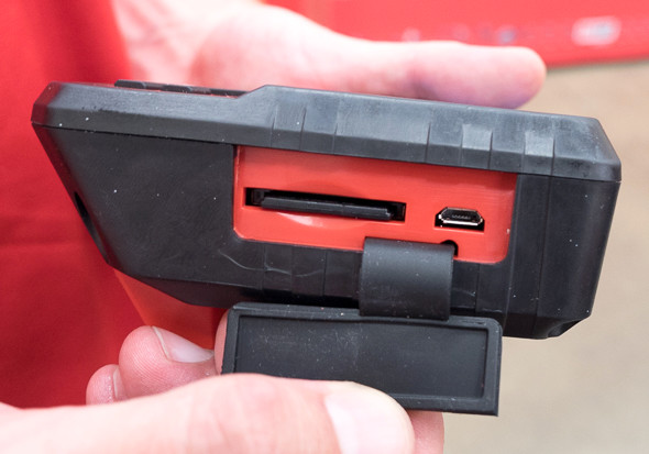 Milwaukee M-Spector Flex Inspection Camera Media and Charging Option