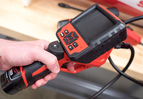 Milwaukee M-Spector Flex Inspection Camera