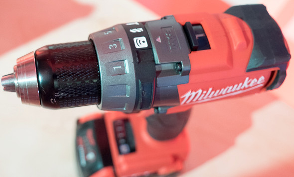 Milwaukee One Key M18 Fuel Brushless Drill Clutch Settings