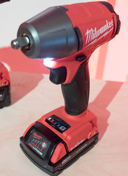 Milwaukee One Key M18 Fuel Brushless Impact Wrench