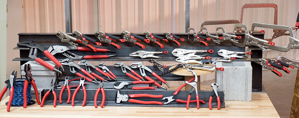 'Milwaukee Pliers Selection1_b@b_1NPS15' from the web at 'http://toolguyd.com/blog/wp-content/uploads/2015/07/Milwaukee-Pliers-Selection-at-NPS15.jpg'