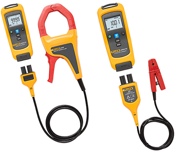 Can A Clamp Meter Measure Amps : New fluke connect current clamp meters for low and high
