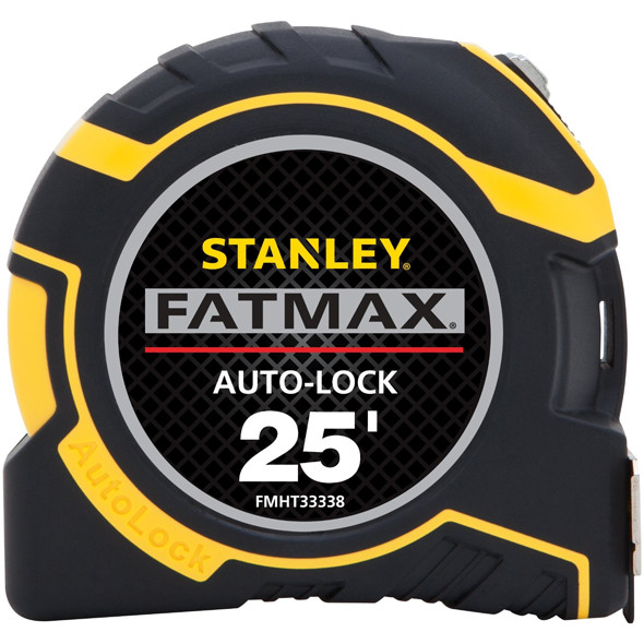 Stanley Auto-Lock Tape Measure