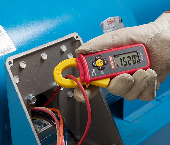 Hands On Amprobe Current Clamp Meters