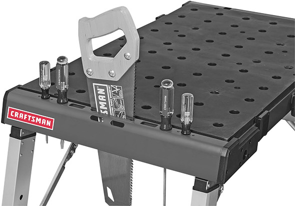 Craftsman Clamping And Assembly Table