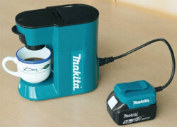 Makita Cordless Coffee Maker for $38