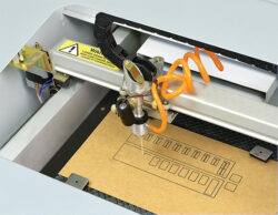 Micro-Mark LaserKnife, a Less Expensive Laser Cutter