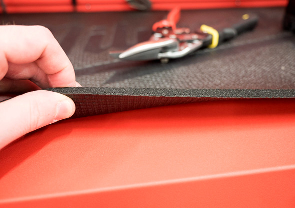 Milwaukee Ball Bearing Tool Storage Rubber Mat