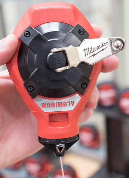 Milwaukee Chalk Line Reel