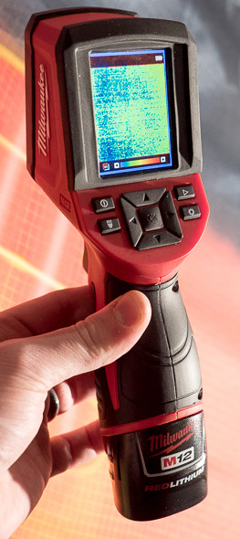 Milwaukee M12 7-8K Thermal Imager