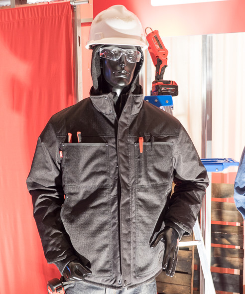 Milwaukee M12 Heated Jacket with Ripstop and Full Front Pockets