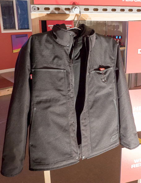 Milwaukee M12 Heated Jacket with Ripstop