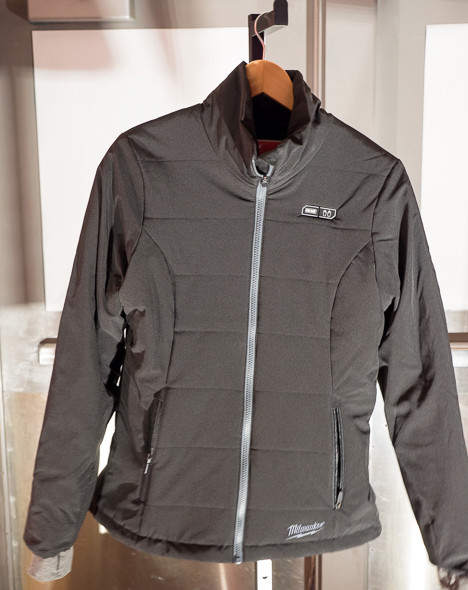 New Milwaukee Ripstop And Womens Heated Jackets For 2015 2016