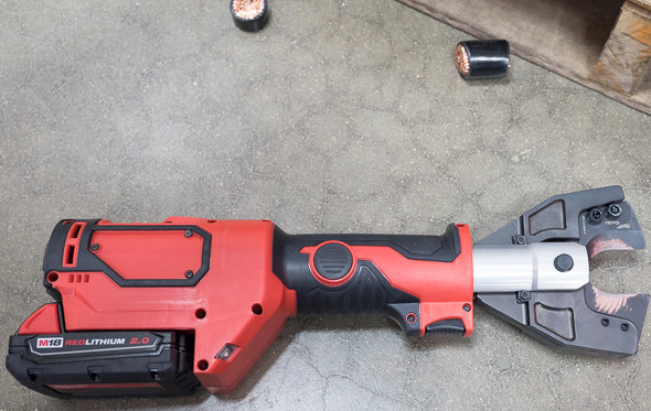 Milwaukee M18 ForceLogic Cutter and Cable Cutoffs