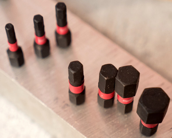 New Milwaukee Next Generation Shockwave Screwdriver Bits