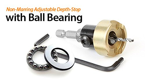 Amazon Picture of Amana Tool non marrring countersink bearing