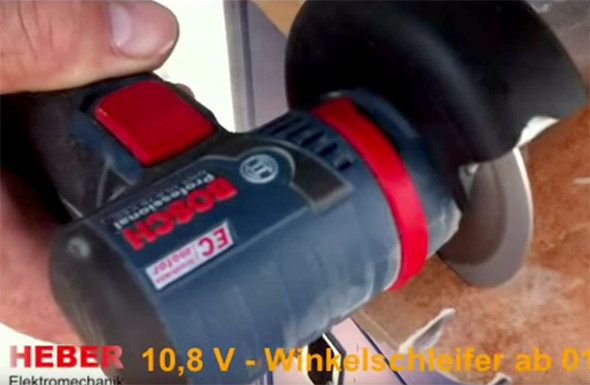 Is this a new bosch 12v max brushless cut off tool or for Bosch electric motors 12v