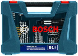 Bosch Drill and Drive Bit Sets