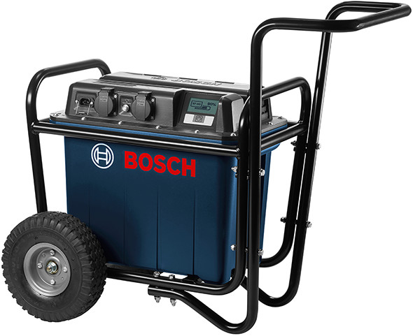 New Bosch Mobile Battery Bank Powers Your Corded Tools