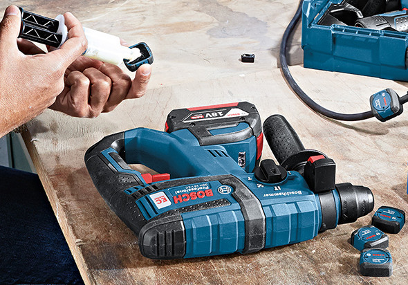 Bosch TrackTag Bluetooth Tool Tracker for Cordless