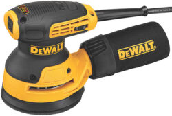 Dewalt DW6423 Variable Speed Random Orbital Sander