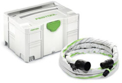 Festool's New Sander Dust Extraction Hose Costs $250 – Wait, What?!