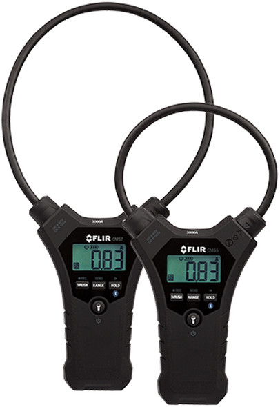 Flir CM55 and CM57 CFlex Current Clamp Meters