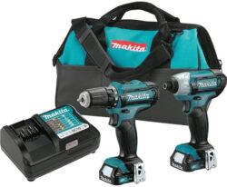 Makita CT226 12V Drill Impact Driver Combo