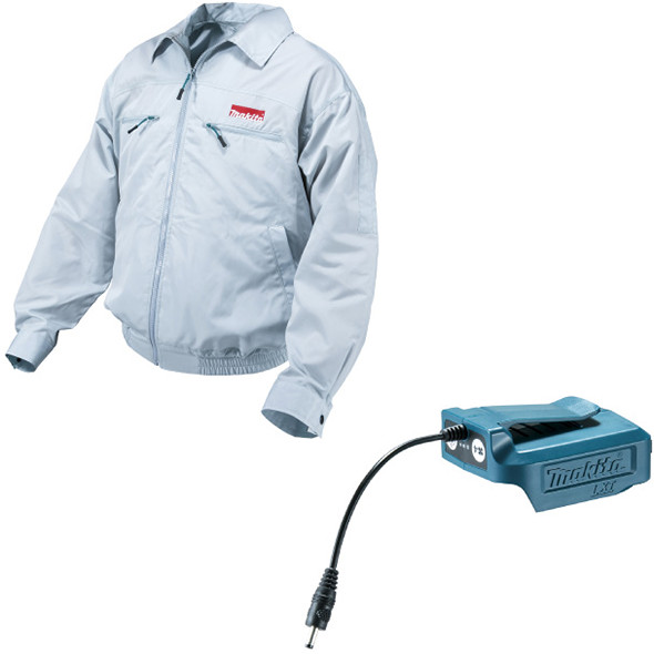 Makita Cordless Cooling Jacket Front