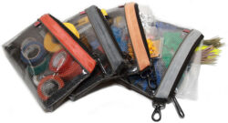 New Veto Zippered Parts Bags