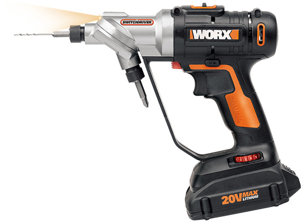 Worx SwitchDriver Cordless Drill Driver