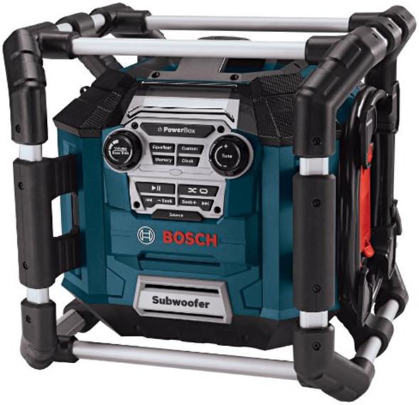 Bosch PB360S Power Box 360 Jobsite Radio