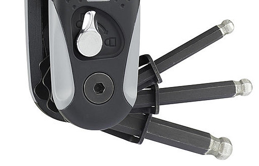Craftsman Extreme Grip Ball Hex Key Set Closeup