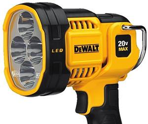 Dewalt 20v Max Dcl043 Led Spotlight Is Way More Useful