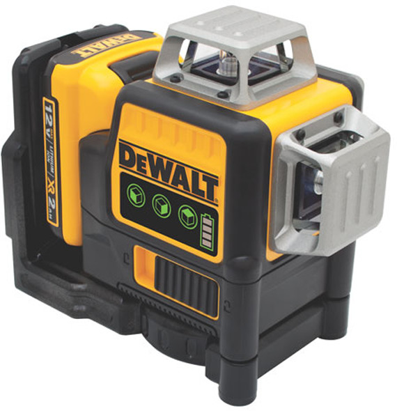 Dewalt DW089LG 360 Degree Green Line Laser
