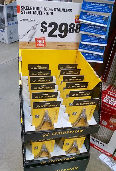 Hot Deal Leatherman Skeletool Multi Tool For 30