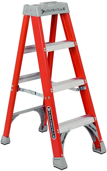 Your Favorite A Frame Step Ladder For General Interior Use