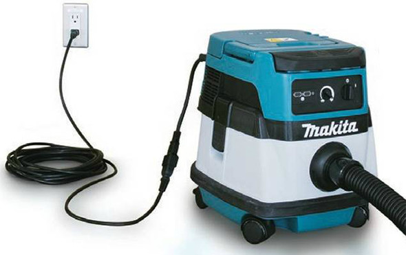 Makita 18V X2 Cordless Wet Dry Vacuum