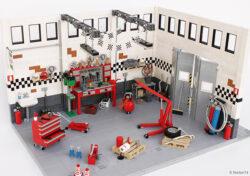 Garage Workshop Upgrades?