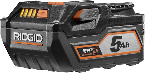 Ridgid 5Ah Battery