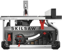 New Skilsaw Worm Drive… Table Saw!
