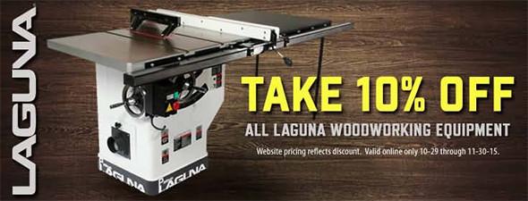 Acme Tools Holiday 2015 Laguna Promo