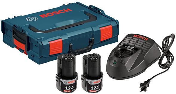 Bosch 12V Max Starter Kit