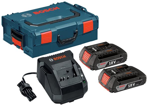 Bosch 18V Starter Kit