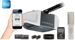 Amazon Lighting Deal: Chamberlain Whisper Quiet Garage Door Opener plus Internet Gateway