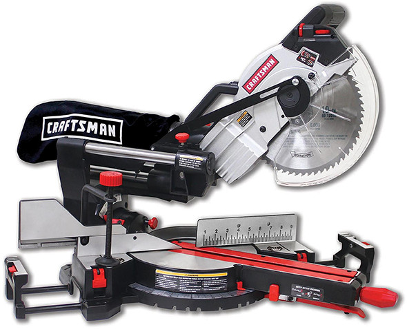 Black friday 2015 miter saw deals for Craftsman picture rail