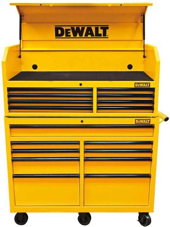 80c450ec9aa Dewalt 52-inch Ball Bearing Tool Storage Combo Home Depot Black Friday 2015